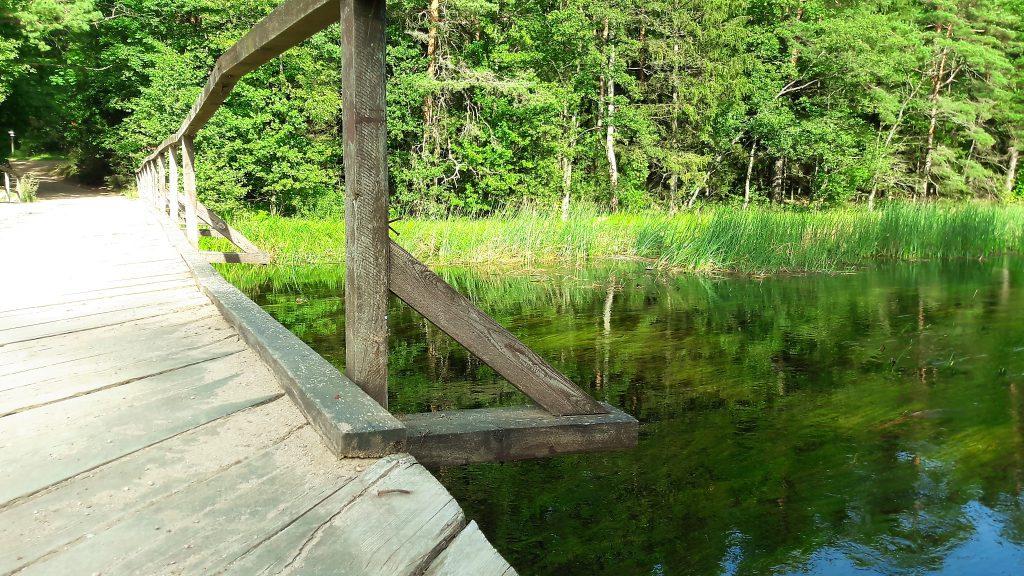 Czarna Hańcza spływ kajakowy Standard 6 dni SZOT