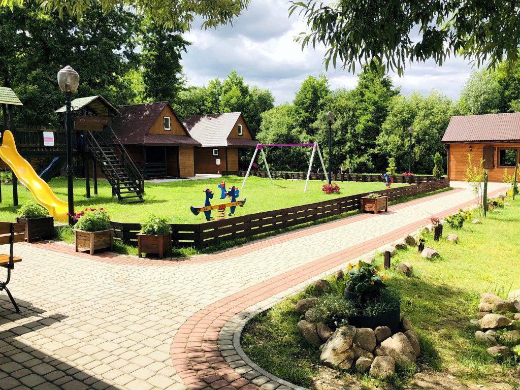 Villa Skomanda - spływy kajakowe z pasją szot.pl