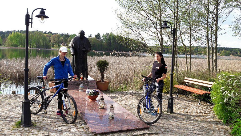 Wiosłuj i Pedałuj kajaki i rowery SZOT