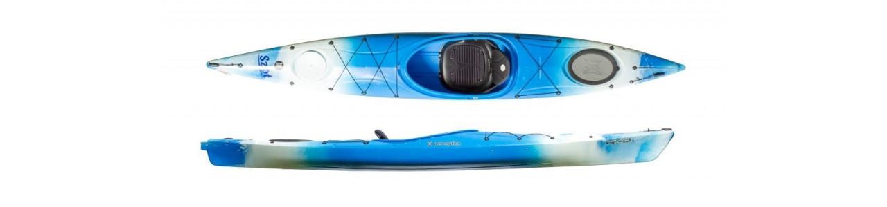 Perception CAROLINA kayak – polyethylene