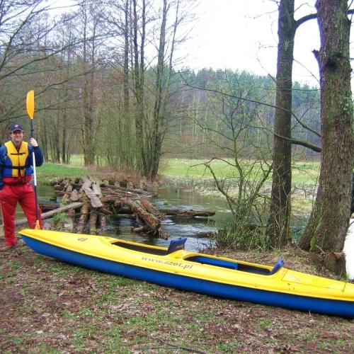 Biała Hańcza spływ kajakowy Litwa – 3 dni