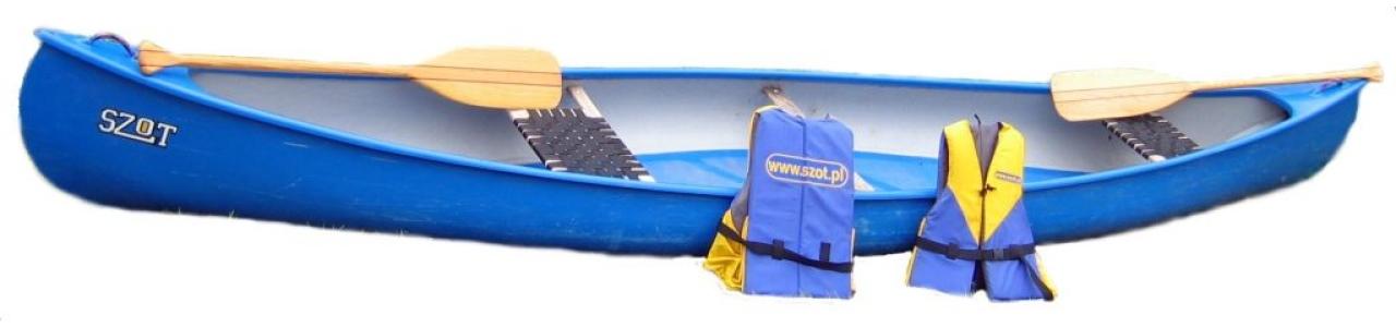 SZOT canoe – laminate