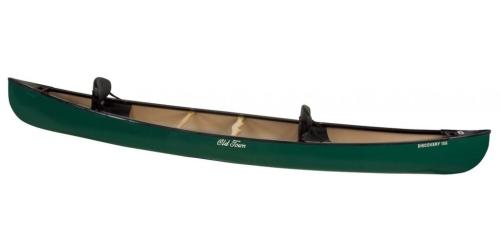 OLD TOWN DISCOVERY canoe – polyethylene