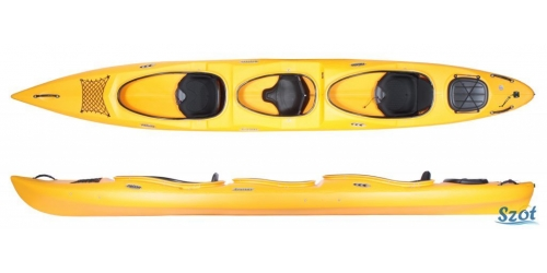 Prijon CRUISER III kayak – polyethylene