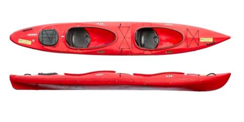 Prijon CRUISER II kayak – polyethylene