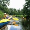 Szkolny spływ kajakowy Czarną Hańczą – 2 dni