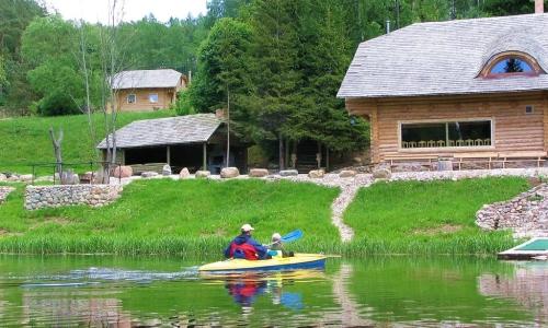 Dubisa  spływ kajakowy –  8 dni