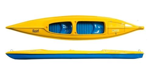 SZOT KOMFORT kayak – laminate