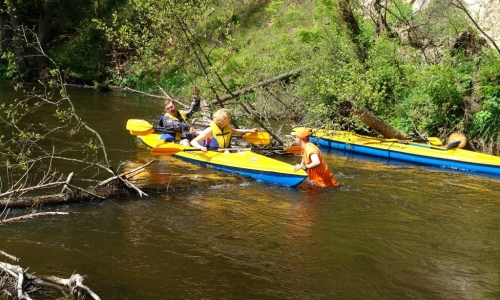 3 rzeki Pojezierza Augustowskiego – spływ KOMFORT 8 dni