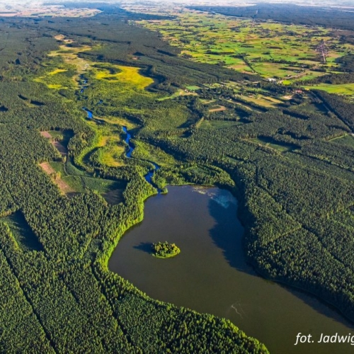 Dolina Rospudy – wąska i kręta – jednodniowy spływ