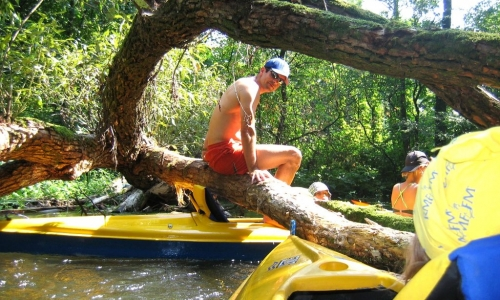 4 Rivers – COMFORT kayaking – 8 days