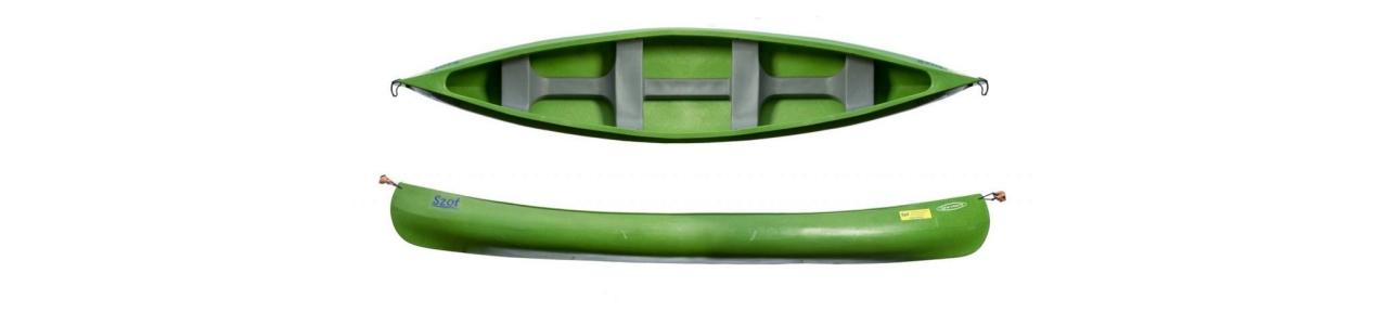 MARINE SIOUX Canoe – polyethylene