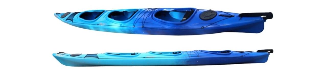 TERCET kayak – polyethylene