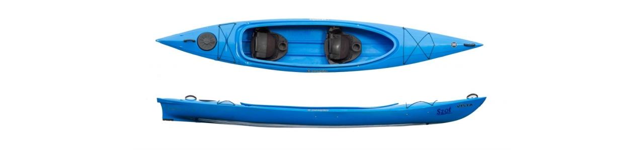 Perception VISTA kayak – polyethylene