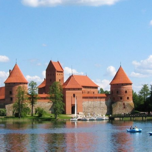 Wycieczka na Litwę – Wilno i Troki – 1 dzień